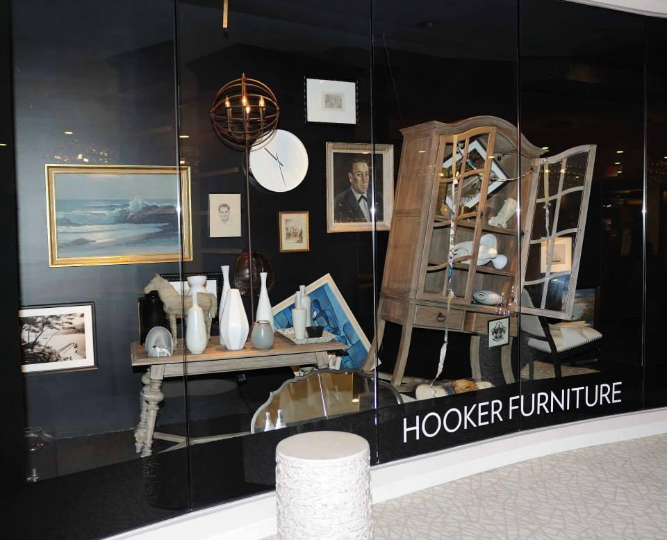 Highlights of high point furniture market hooker for Home furnishing shops
